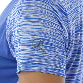 asics fuzeX Maglietta da corsa Donna blu